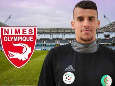 foot Algérienne française