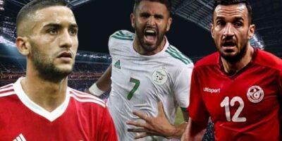 Classement FIFA Algérie Maroc