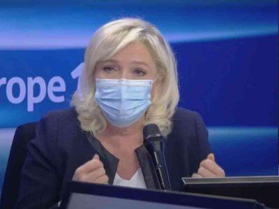 France immigration Le Pen