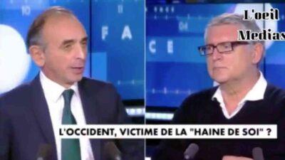 France musulmans Éric Zemmour