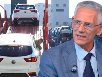 voitures importation algérie