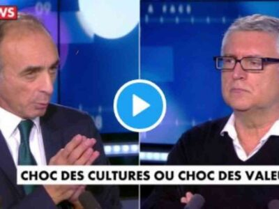 Islam Occident Zemmour Onfray
