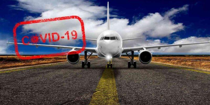 ouverture frontières vols Algérie