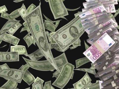 réserves change Algérie devises