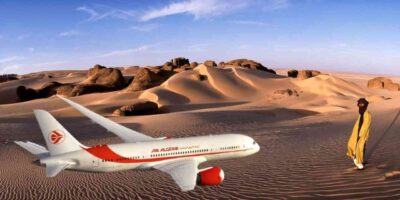 tourisme algérie billets avion