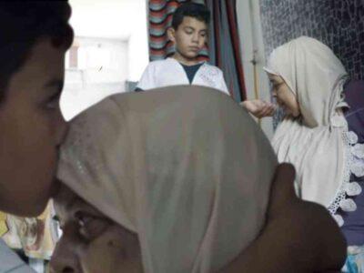 algérien vie mère
