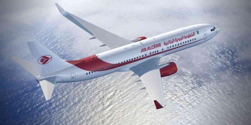 rapatriement Air Algérie vol