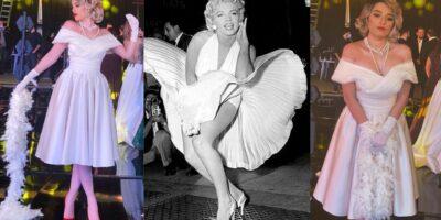 Numidia Lezoul Marilyn Monroe