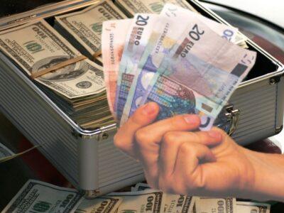 algérie change dinar dollar