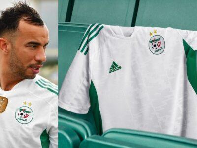 Algérie maillot