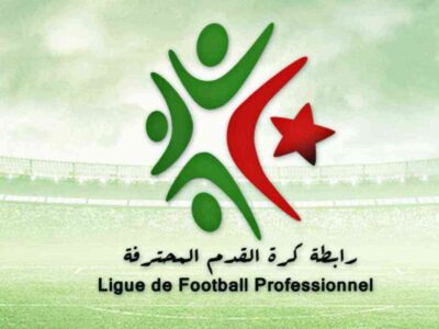Championnat Algérie football