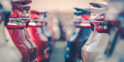 Confinement Algérie marchés voitures