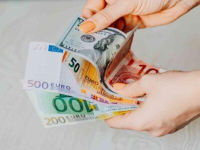 euro dinar Algérie devises