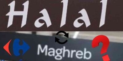 france carrefour halal maghreb