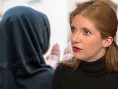 france députée hijabs filles