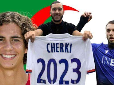 Gouiri cherki Zerrouki Algérie