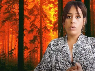 incendies algérie amel bent