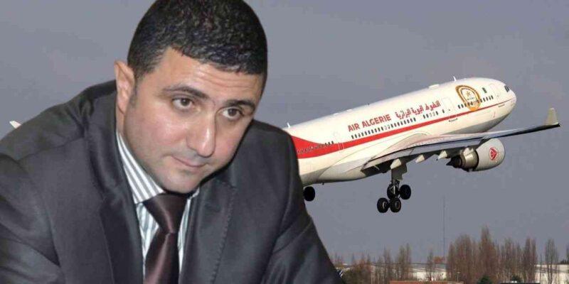 frontières vols Algérie
