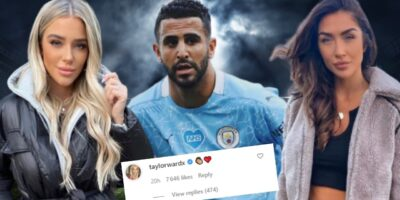 ward mahrez taylor foot