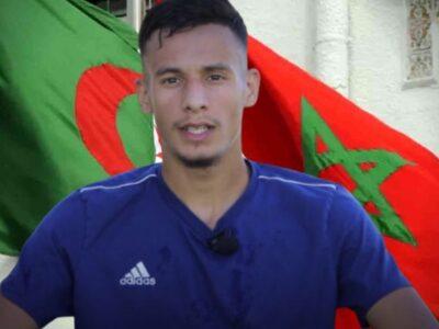 Zerkane Algérie Maroc France