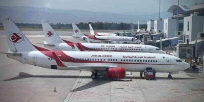 Air Algérie date reprise