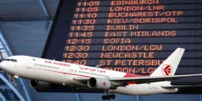 Air Algérie programme vols