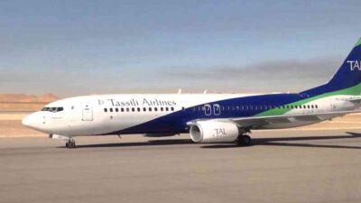 Algérie Tassili Airlines vol