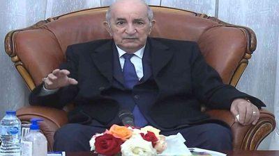 Tebboune opération Algérie