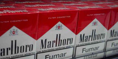 Algérie France Philip Morris