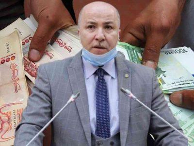 devises marché noir Algérie
