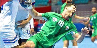 Handball France Algérie