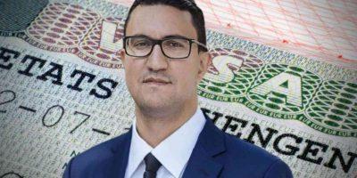 Algériens France Visas