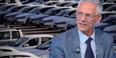 Algérie importation voitures concessionnaires