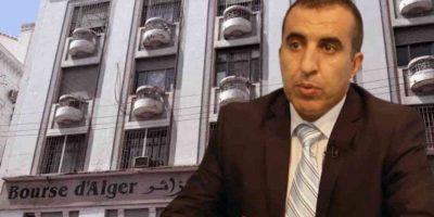 marché informel Bourse Alger