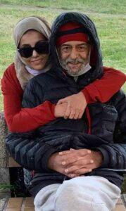 Algérie Salah Aougrout femme